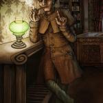 Sherlock Holmes, Illustration