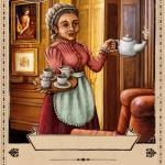 Mrs. Hudson, Karte