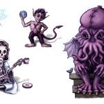 Lila Monster (Beschwörungs-Magie)