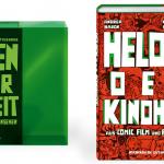 """""""Helden der Kindheit aus Comic, Film und Fernsehen"""": Coverentwurf"""