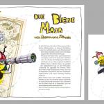 """""""Helden der Kindheit aus Comic, Film und Fernsehen"""": Biene Maja"""