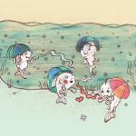 Illustrationsdetail:Damenwahl nach Duft