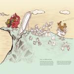 Illustrationsdetail: Reproduktionserfolg = evolutionärer Erfolg