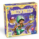 """Box der Zweitauflage von """"Rally Fally"""" bei HUCH! & friends"""