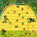 Spielplan Version 2: Weithüpfen