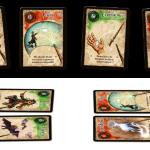 Zauberduellierclub Spielkarten