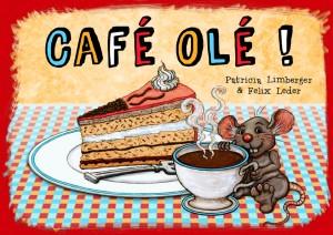 CaféOlé Vorläufiges Cover